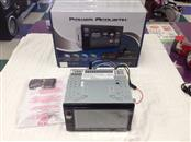 """Power Acoustik PDR-654 Double DIN 6.5"""" In Dash Monitor Car Receiver W/USB/SD/MP3"""